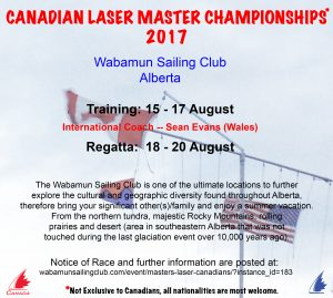 Canadian Laser Masters Championship